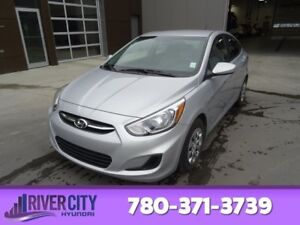2017 Hyundai Accent GL Heated Seats,  Bluetooth,  A/C,  Heated S