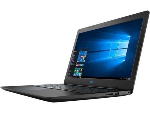 """DELL G3579-7009BLK 15.6"""" IPS FHD GTX 1050 Ti 4 GB VRAM i7-8750H 16 GB Memory 512"""