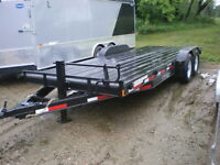 FOR SALE - NEW Rainbow Car Trailers