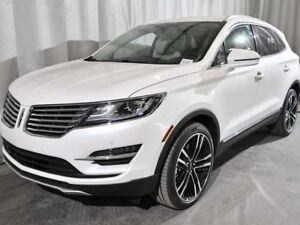 2018 Lincoln MKC Reserve 4dr AWD Sport Utility