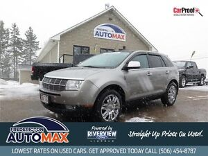 2008 Lincoln MKX AWD! LOADED! LEATHER! SUNROOF!