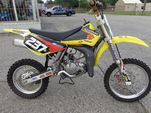 Used 2010 Suzuki RM85