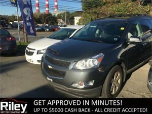 2010 Chevrolet Traverse 2LT STARTING AT $163.01 BI-WEEKLY
