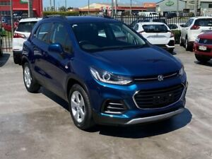 2019 Holden Trax TJ MY19 LS Blue 6 Speed Automatic Wagon Brendale Pine Rivers Area Preview