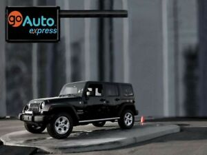 2014 Jeep Wrangler Unlimited SPORT, ACCIDENT FREE, BLUETOOTH, CR