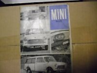 Classic Mini Mk. 2 - Handbook. Official BMC publication.