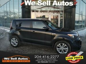 2015 Kia Soul $57 WEEK * EX *HEATED SEATS *LOCAL *CRUISE