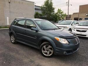 PONTIAC VIBE 2007 AUTO/AC/DÉMARREUR/MAGS/CRUISE/151 900 KM !!