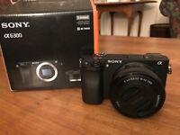 Sony Alpha A6300 + 16-50mm Kit Lens