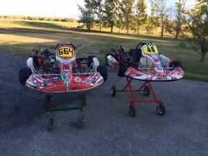 Birel Race Karts Forsale