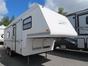2000 Forest River FLAGSTAFF 523 RB