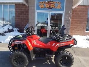 ^^^Clearance Pricing^^^ 2017 Arctic Cat 700 TRV ONLY $34 p/w OAC