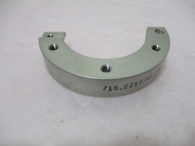 LAM 715-221532-140-1 Clamp, BLKHD, NW40, Longs MFG, 420138