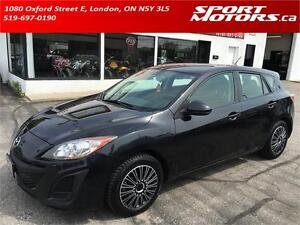 2011 Mazda3! New Brakes! A/C! PWR Options! Rust Proofed! Keyless