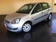 2008 Ford Fiesta WQ LX Silver 4 Speed Automatic Hatchback South Toowoomba Toowoomba City Preview