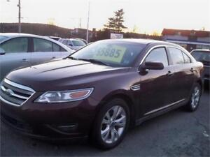 112$ BI WEEKLY OAC! 2010 TAURUS SEL! , ALBERTA CAR - NO RUST