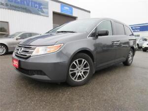 2012 Honda Odyssey EX-8 SEAT,*1 OWNER*,POWER DOOR,WARANTY,$14895