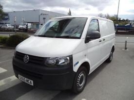 Volkswagen Transporter L1 H1 T28 DIESEL 2.0TDI 102PS STARTLINE VAN EURO 5 (2015