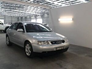 2000 Audi A3 1.8 TURBO 1.8 Turbo Silver 5 Speed Manual Hatchback Beresfield Newcastle Area Preview