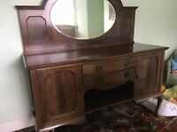 Are Queen Anne Style Sideboard