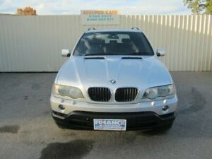 2003 BMW X5 E53 3.0D Silver 5 Speed Auto Steptronic Wagon Windsor Gardens Port Adelaide Area Preview