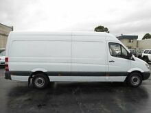 2007 Mercedes-Benz Sprinter 906 315 CDI LWB White 6 Speed Manual Van Condell Park Bankstown Area Preview