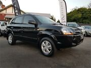 2010 Hyundai Tucson 08 Upgrade City SX Black 4 Speed Automatic Wagon Mount Hawthorn Vincent Area Preview