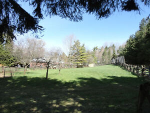 1/2 Acre 12' Tall Fenced Area for Rent in Formosa -Monthly Rent Kitchener / Waterloo Kitchener Area image 8