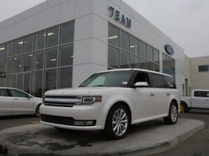 2018 Ford Flex LIMITED, 303A, SYNC3, NAV, MONOCHROMATIC ROOF, RE