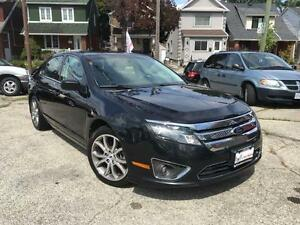 2012 Ford Fusion SEL, One Owner, No Accident