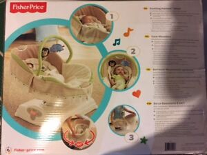 Fisher Price SOOTHING MOTIONS GLIDER $95