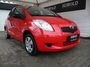 Toyota Yaris 1.0 Basis/1.Besitz/28TKM/el.Sp/Allwetter