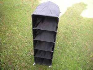 Tall Mobile Clothes Storage Unit $18 Albion Brisbane North East Preview