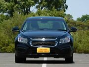 2015 Holden Cruze JH Series II MY16 Equipe Black 6 Speed Sports Automatic Sedan Enfield Port Adelaide Area Preview