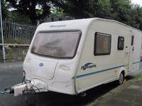 Bailey Ranger Five Berth Touring Caravan