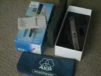 AKG C1000s Condenser mic