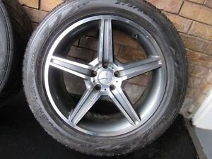 """Mercedes AMG Wheels 20"""" Germany Import, Ultra-Rare, Excellent!!"""