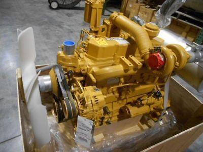 Cat 3064t Remanufactured Diesel Engine Tag 1032r