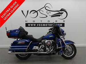2007 Harley-DavidsonFLHTCUI-Stock#V2549-No Payments for 1 Year**