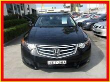 2009 Honda Accord Euro CU MY10 Luxury Black 5 Speed Automatic Sedan North Parramatta Parramatta Area Preview