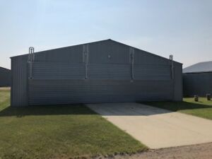 Hangar (Half Share) for Sale at Cooking Lake Airport