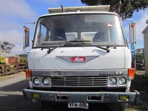 HINO TIPPER Lobethal Adelaide Hills Preview