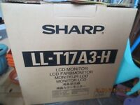 Sharp Colour Monitor