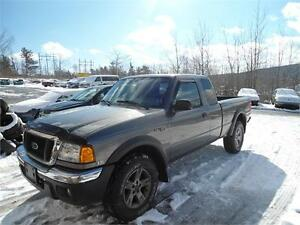 RANGER 4X4 FX4 LOADED, 128000 KM , NEW MVI , GREAT TRUCK