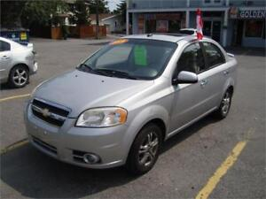 2009 Chevrolet Aveo Gas Saver !