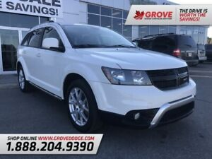 2015 Dodge Journey Crossroad| AWD| Low KM| Sunroof| Leather