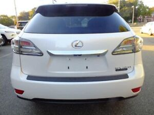 Lexus RX350 trunk hatch with back up camera