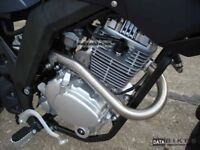 Derby cross city 125cc engine