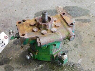 John Deere 1020 Utility Tractor Hydraulic Pump Part R39317 Tag 177