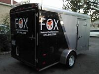 Handyman services. Fox Home Maintenance Service.